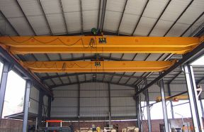 LH Double Girder Overhead Crane with hoist trolley