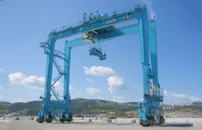 Rubber Tyre Container Gantry Crane(RTG)