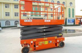 Battery Drive Self-Propelled Scissor Lifts