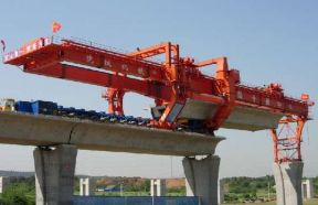 Bridge Girder Launching Erection Gantry Crane