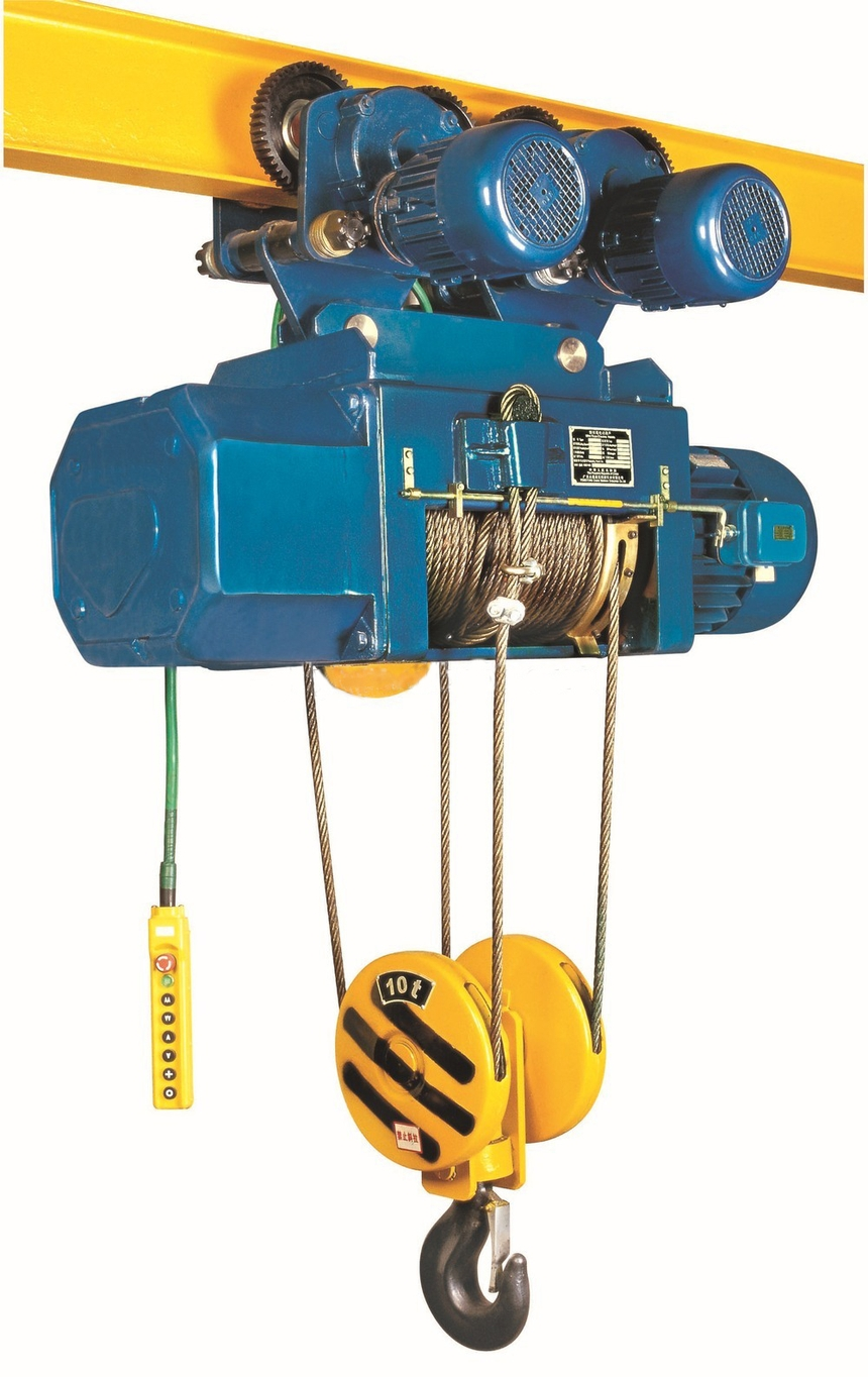 ire rope electric hoist
